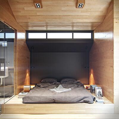 Mercury Bedroom