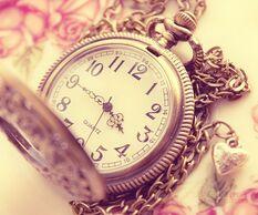 Alexandria's pocket watch