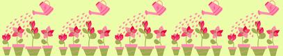 Flower theme 8