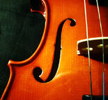 Harony's violin