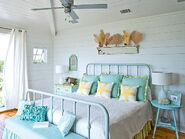 Aquamarine/Bedroom