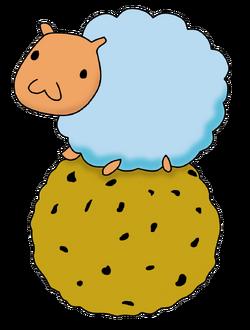 CookieSheepPresent