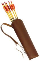 Leather Back Quiver