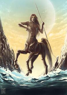 Centaur by AnHellica