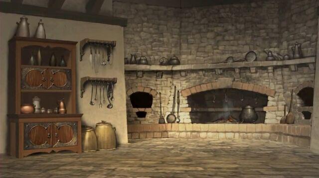 VU Kitchen