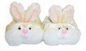Bunny slippers - yellow 2