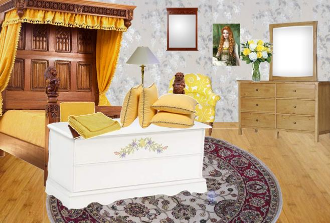 Rebecca's room