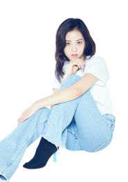 Png jisoo black pink viparmy by viparmy-da85on5
