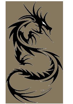 Tribal-tattoo-art-tribal-dragon-tattoo-design