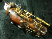Sheriffs Steampunk Side arm by Skinz N Hydez