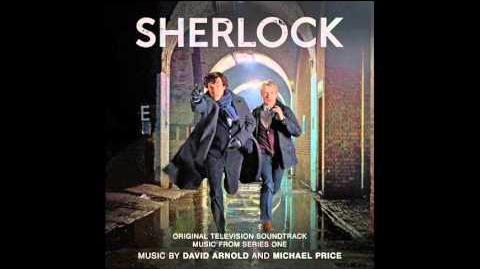 BBC Sherlock`s Theme Melody
