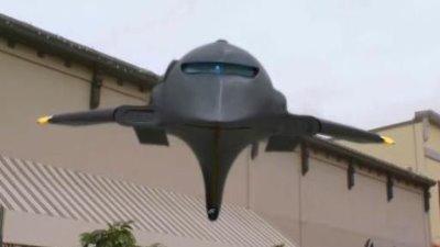 Eureka drone