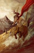 Centaur by Elvire