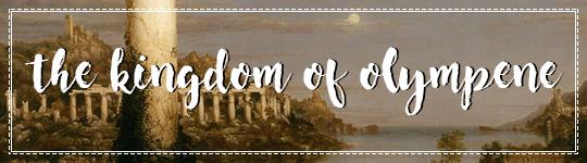 The Kingdom of Olympene