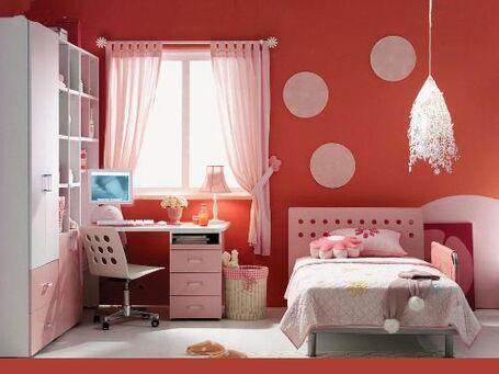 Kalli's bedroom