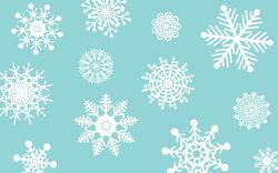 Snowflake-Wallpaper-
