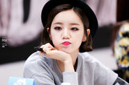 20140305 kfashionista girlsday hyeri