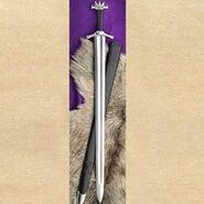 Allen's sword