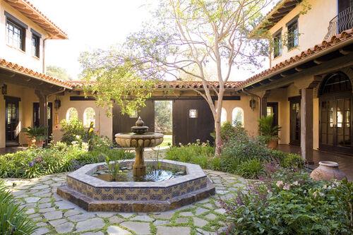 Elpis Courtyard 1