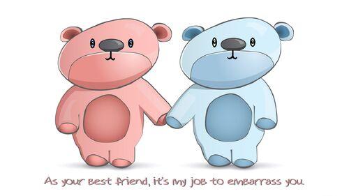 ForMelFriendship