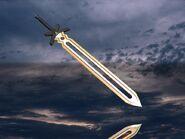 Wide Blade