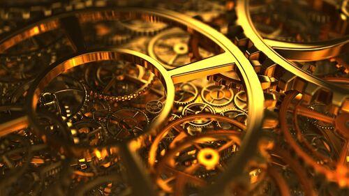 ClockworkGears