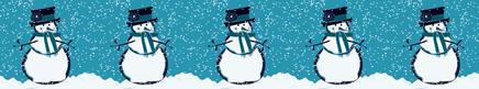 Elsa's theme snowman