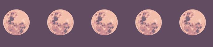 Mwehehe moon