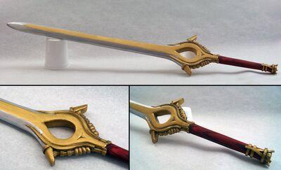 Clovis'sword