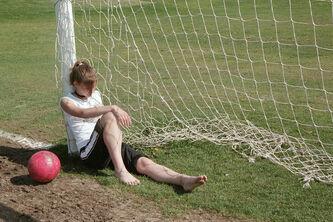 Dream Goal Soccer Angel by SilhouetteCat