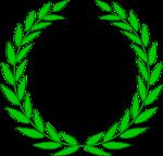Laurel Character Wreath
