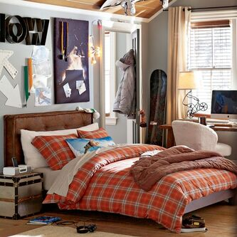 Guys-bedroom-decoration-design