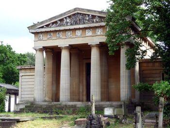 Greek Mortuary