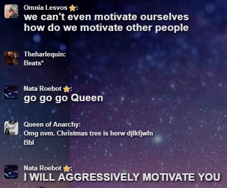 Aggressive Motivation