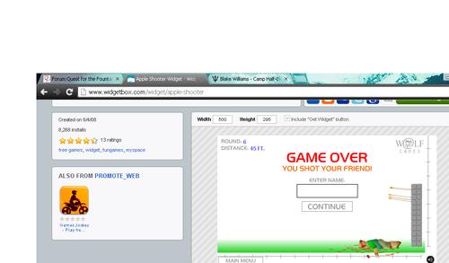 Tris score