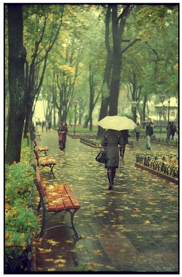 City Park by EugeneChukhriy