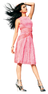 Nina In Pink