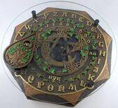 Pentacle ouija board