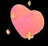 Pixie Stick Heart