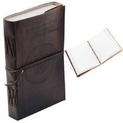 Medieval European Handmade Leather Diary 01