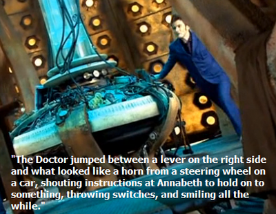 Day of the Owls: A Doctor Who and Heroes of Olympus Crossover | Camp