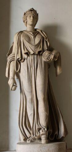 Pomona Statue