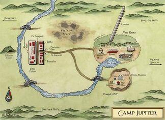 Camp Jupiter (Romane)