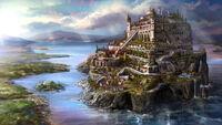 Castle of azar by boosoohoo-d5jq8pl