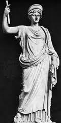 Juno statue