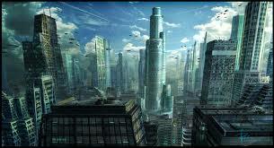Futuristic world