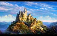 Unconquered castle by anndr-d3btzfp