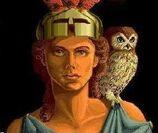 Sacred animal owl
