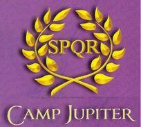 Camp jupiter logo