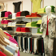 Clothing-stores right